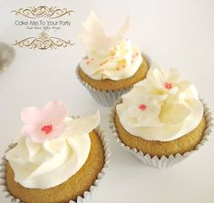 Baptism Cupcakes (allergy free)