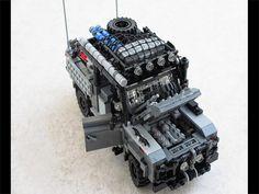 Tomb Raider / Land Rover Defender - LEGO