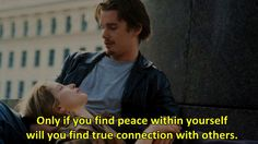 Before Sunrise (1995), directed by Richard Linklater