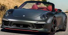 TechArt Porsche 911 4S Cabrio