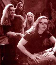 Last Known Lineup: Chuck Schuldiner (R.I.P.), Scott Clendenin, Richard Christy, and Shannon Hamm.