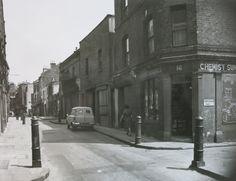 Whitechapel's Theatrical Terrace | Spitalfields Life
