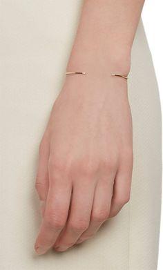Jennie Kwon Diamond & Gold Equilibrium Cuff -  - Barneys.com