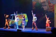 Scooby Doo 2/12/2013