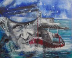 Memory Of A Fisherman by Marc Haumont