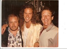 sam ted nugent and robin williams | by The Comedy Store
