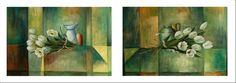 Resultado de imagen para cuadros modernos dipticos