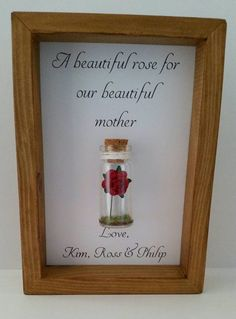 Mum Gift Mother Mom Personalised Gifts For Add Names Or Your Own Message