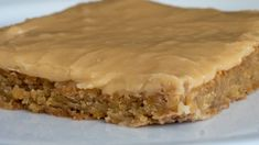Peanut Butter Lunch Lady Cookie Bars - Sweets - Perfect Dessert and Recipes Winter Desserts, Fun Desserts, Dessert Recipes, Bar Recipes, Delicious Recipes, Healthy Recipes, Healthy Desserts, Dessert Ideas, Gastronomia