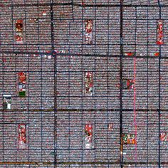 7/12/2015 Ciudad Nezahualcóyotl Mexico City, Mexico. This Overview captures the tightly gridded streets of Nezahualcóyotl, a municipality of Mexico City. With a population of more than one million (all of Mexico City contains approximately nine million), the area is home to many of the capital's citizens who have migrated there from other parts of the country.