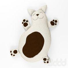 игрушка-сплюшка кот