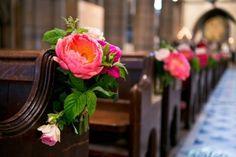 Southern Weddings l Aisle Style l Ceremony Decor