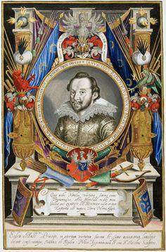 Duke Janusz Radziwill (1579-1620) by Jan van der Heyden after Jacob van der Heyden, 1609 (PD-art/old), Herzog Anton Ulrich-Museum