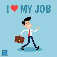 Hiring an employee who works for money might only do what he is asked to. Hire an employee who loves the job and you can move towards remarkable success.  #BigIdeasHR