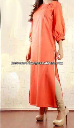 Casual wear dress Latest fashion Fine quality Made to order Customization acceptable Kurti Patterns, Dress Patterns, Indian Attire, Indian Wear, Pakistani Outfits, Indian Outfits, Asian Fashion, Hijab Fashion, Latest Fashion