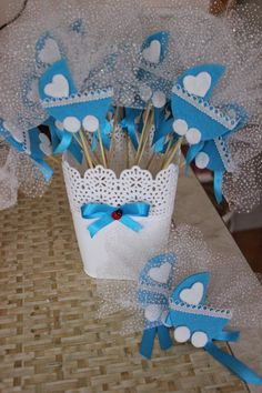 Baby Shower Games Gifts For Guests The Bride 24 Ideas Regalo Baby Shower, Baby Boy Shower, Balloon Topiary, Baby Candy, Diy And Crafts, Paper Crafts, Baby Shawer, Preparing For Baby, Baby Keepsake