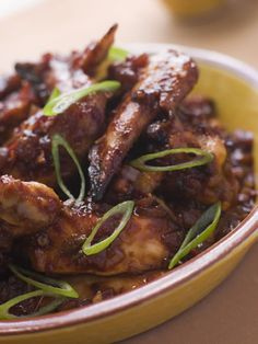 These sweet and sticky chicken wings will take pride of place at any buffet, Superbowl party or gathering. The combination of garlic, coconu...