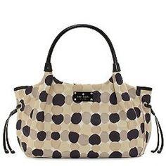 Polka dot Kate Spade bag (via Shop It To Me)