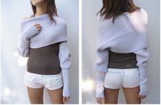 swissmiss | sciarpone | italian scarf-sweater-thingy