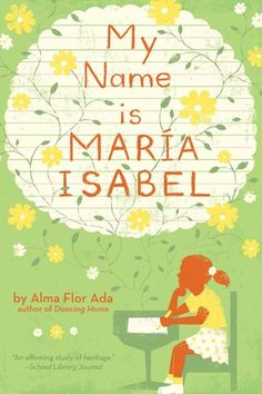 Professor Mary Ann Reilly has many suggestions for read alouds with global and cultural perspectives. In this pick, María Isabel is the new girl in school and instead of being called by her given name her teacher gives her a substitute name, Mary. A writing assignment provides an opportunity for Maria to express her feelings about her name to her teacher.