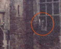 Unexplained figure in a window at Broughton Elementary School in Pennsylvania, said to be very haunted.