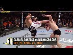 Joe Rogan-Top 8 Head Kick Knock Outs in UFC