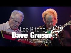 Lee Ritenour & Dave Grusin Live at Java Jazz Festival 2013   Great Musicians On Stage ... Sooo Funky ... ;-) ♥ FoLL0W mE @ #BankMusisi  ♥ www.bankmusisi.com