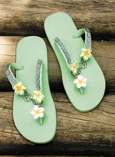 Awesome Summer DIY Flip Flop Ideas For Under $5!