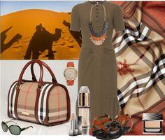 """Journey to Africa"" by elenastrelkova on Polyvore"