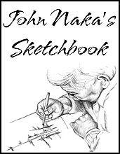 John Naka's Sketchbook