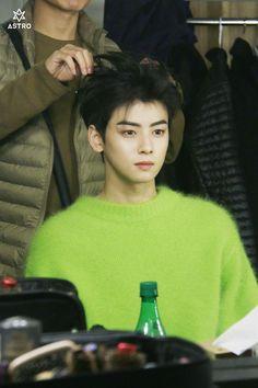[16.12.16] Astro official Fancafe - EunWoo
