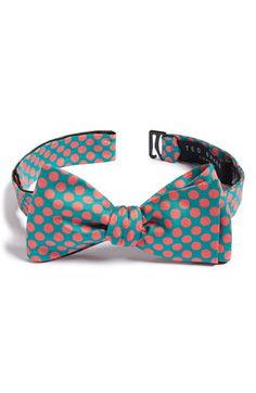 Ted Baker London 'Candy Dots' Silk Bow Tie