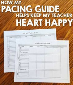 12 Best pacing guide images in 2017 | Creative curriculum preschool