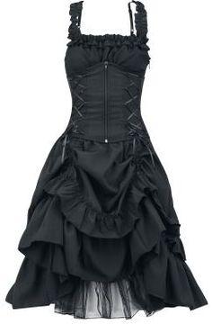 Soul Dress - Abito media lunghezza by Poizen Industries