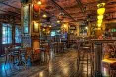 cafe interior Spain
