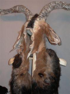 Barbara Keal animal hats