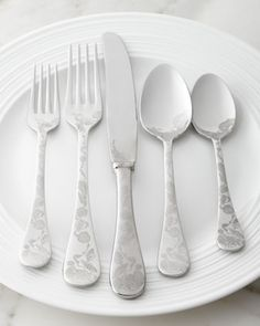 5-Piece Verene Flatware Place Setting by Mepra at Horchow.