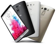 This is the phone I currently have, a G3, which is produced by LG. It has helped me become a better person, a more responsible person, and a more knowledgeable person also.