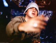 Hi my name is Amalia, this is a blog dedicated to Eminem. if you wanna know anything about me just...