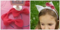 Ideas fiesta temática Hello Kitty,,,también de comidas