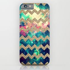 Glitter Space 4 - for iphone iPhone & iPod Case