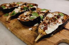 Aubergines are often overlooked because if they're cooked wrong the texture can turn out pretty terrible. But once you understand how to cook them, you can get so many amazing flavours and textures. Runner Beans, Camembert Cheese, Roast, Cooking, Sweet, Recipes, Food, Eggplant, Kitchen