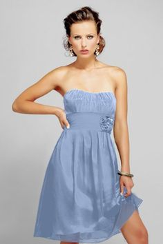 Swit-swoo, check out this dress in #Periwinkle #LovingIt #BridesmaidDresses
