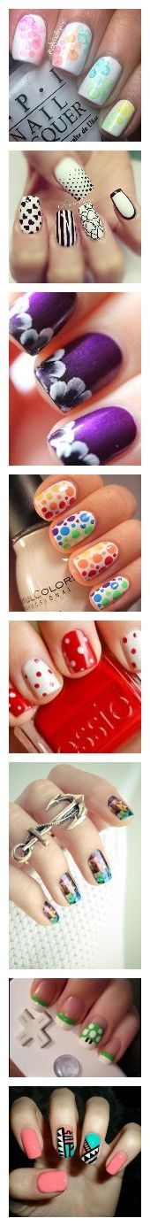 Nail Art Ideas and Designs