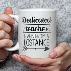 Excited to share this item from my shop: Mugs - Dedicated Teacher Home Learning, Learning Tools, Second Grade Freebies, Blog Post Template, Kindergarten Freebies, Teacher Resume Template, Math Resources, Reading Resources, Fall Cleaning