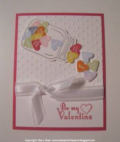 Preserved Candy Conversations by MaryEB - Cards and Paper Crafts at Splitcoaststampers