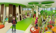 Incheon Yeongjongdo International Airport Children's Experience Playground
