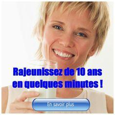 Paraitre 10 ans de moins en quelques minutes ! http://www.changezdemarque.com/M2/