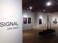 SIGNAL by Julia Harris @WalnutContemporary, 2015 February