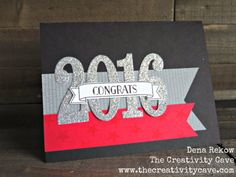 Graduation - SU - Check out all the awesome Vellum projects in my Friday Quickie Video tutorial featuring Stampin Up's Number of Years Stamp Set and Botanical Gardens Vellum Stack